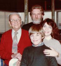 Charlie at 101