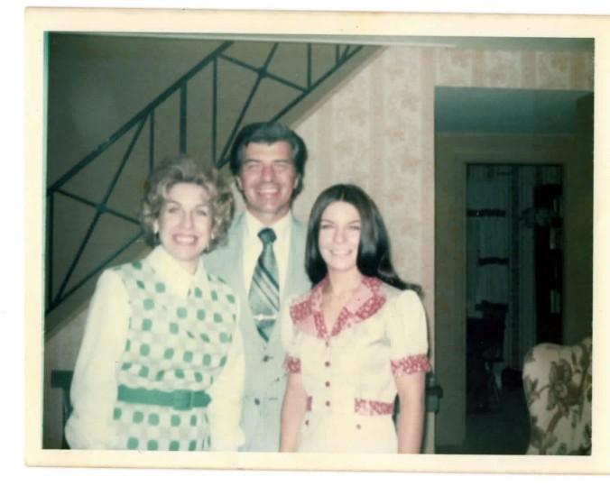 Hillary Mom Dad